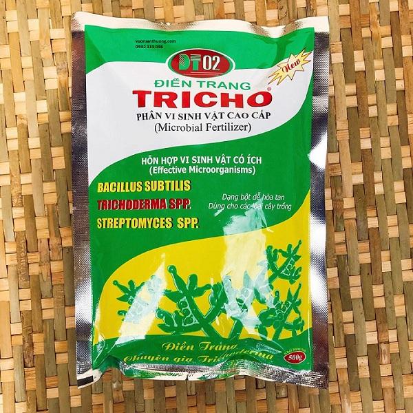 Chế phẩm sinh học trichoderma 500g