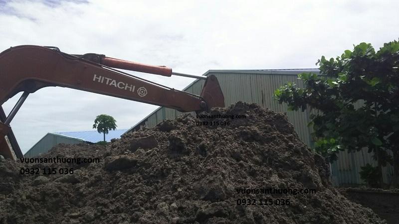 Đất thịt trồng cây_ bao 20-22kg
