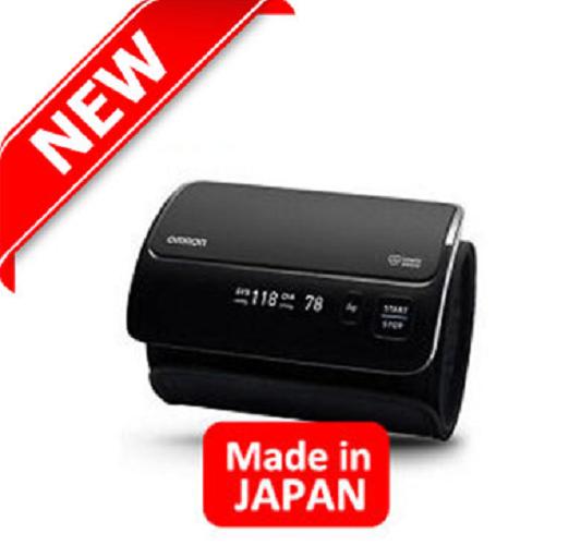Máy đo huyết áp cao cấp OmronSmart Elite HEM-7600T (BP-7000)
