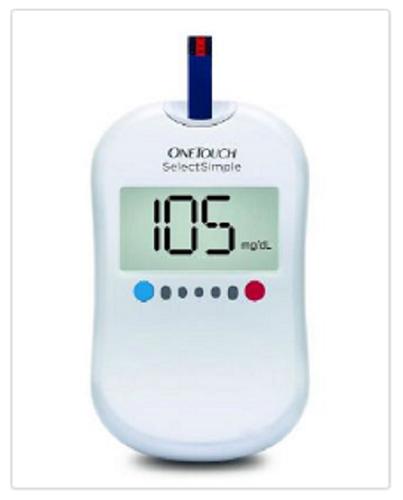 Máy đo đường huyết Johnson & Johnson OneTouch Select Simple