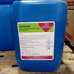 Dung dịch sát khuẩn gốc cồn và QAC Acoquat (Hóa chất diệt khuẩn gốc cồn và QAC) (Can 20 lít)