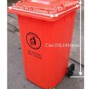 Thùng rác nhựa 240 lít #1232