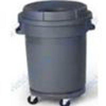 Thùng rác nhựa 120 lít #1628