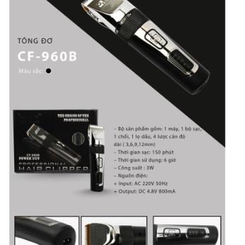 TÔNG ĐƠ CF-960B