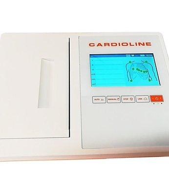 Máy điện tim CARDIOLINE (ECG200L – 12 kênh)