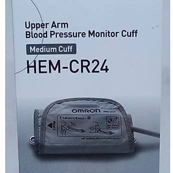 Vòng Bít Đo Huyết Áp Bắp Tay Omron HEM-CR24-C1-M (Size M)