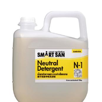 Dung dịch rửa rau củ quả SmartSan Neutral Detergent N-1