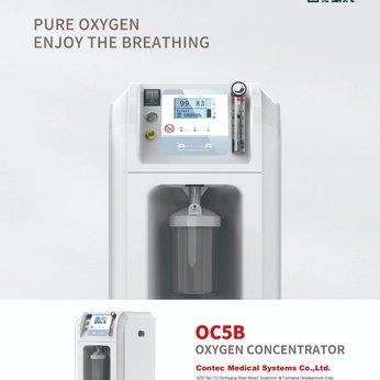 Máy tạo oxy 5L - Model: OC5B Oxygen Concentrator