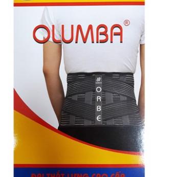 Đai cột sống cao cấp Orbe Olumba