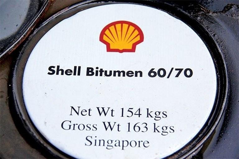Nhựa Đường Shell 60/70 Singapore