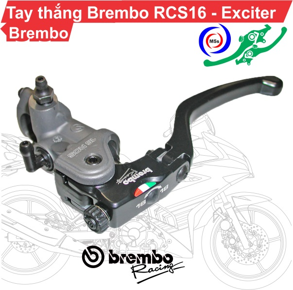 tay thắng brembo real