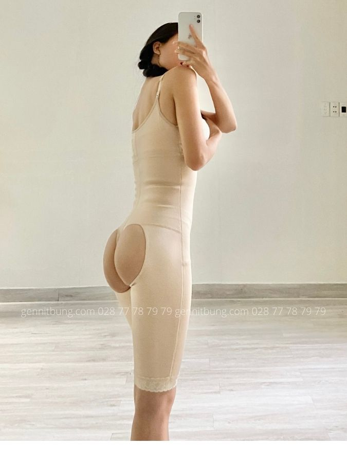 Quần gen eo đùi nâng mông Vedette 345
