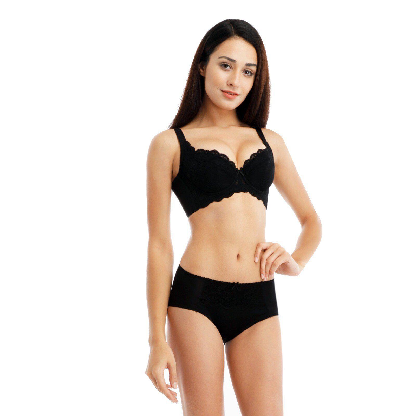 Áo nâng ngực mút dày có gọng Xixili 6019