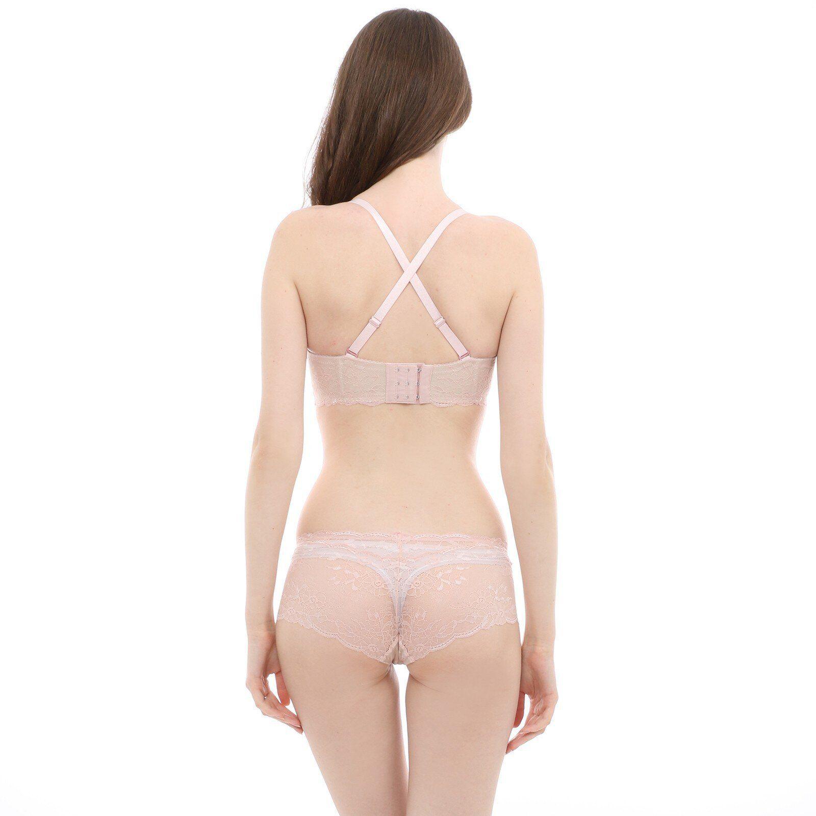 Áo ngực ren không đệm có gọng Xixili 2015