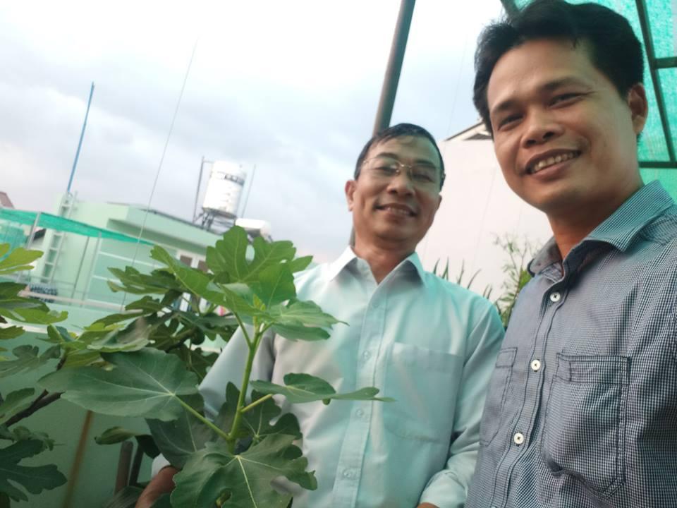 Cảm ơn những chia sẻ của Anh Liêm khi mua cây sung bonsai tại 7kg