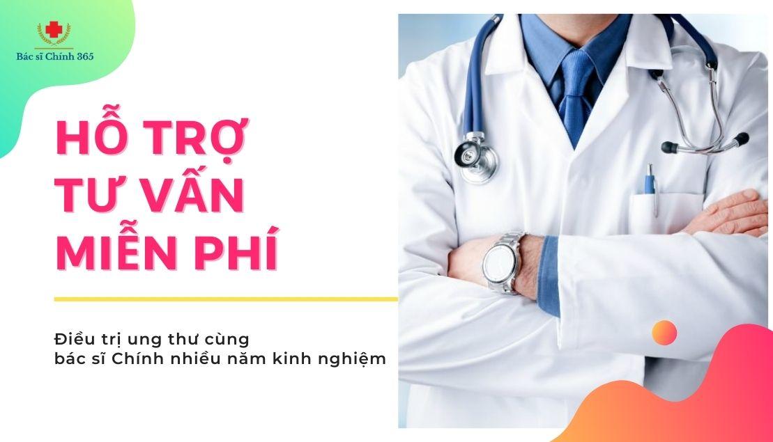 Tư vấn và điều trị --- Ung thư phổi; ung thư gan; ung thư thận ---   BS Chính
