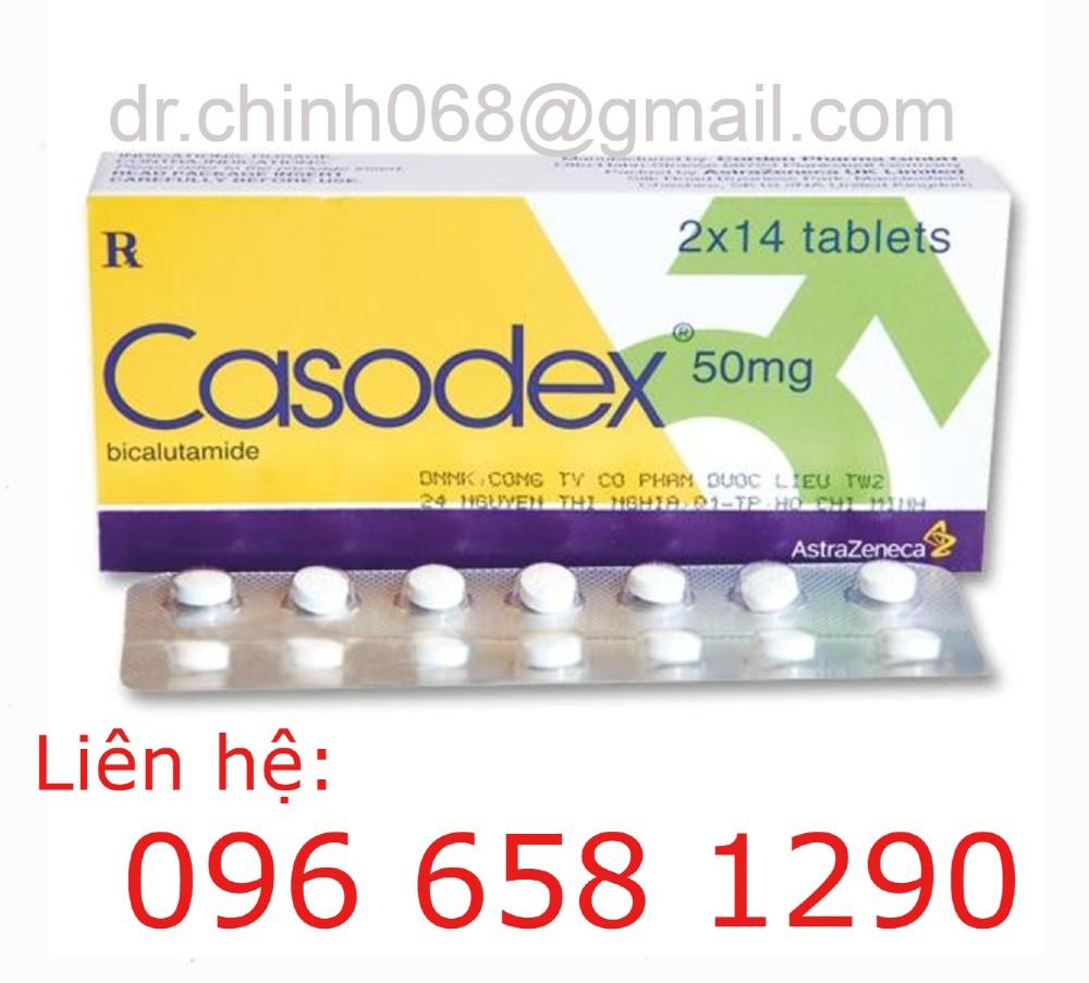 Thuốc Casodex - Nhà thuốc Anh Chính