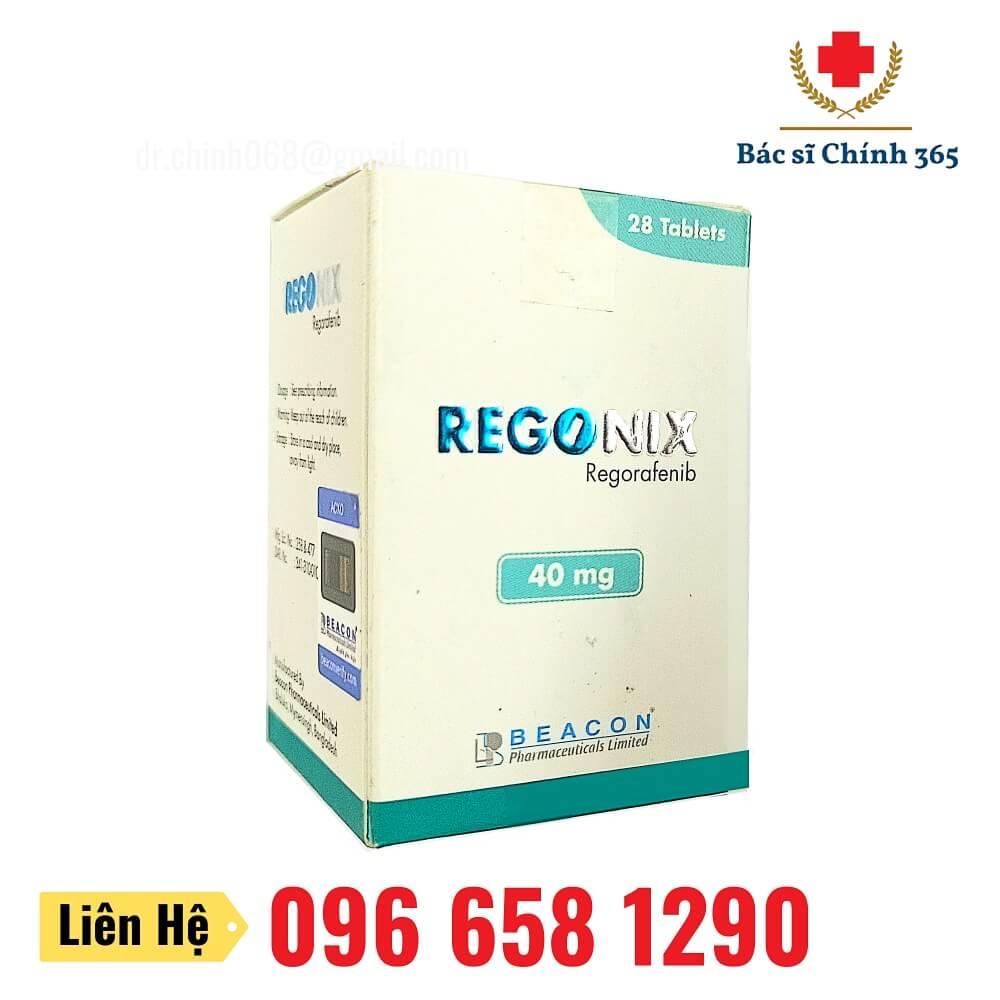 Thuốc Regonix 40mg (Regorafenib)