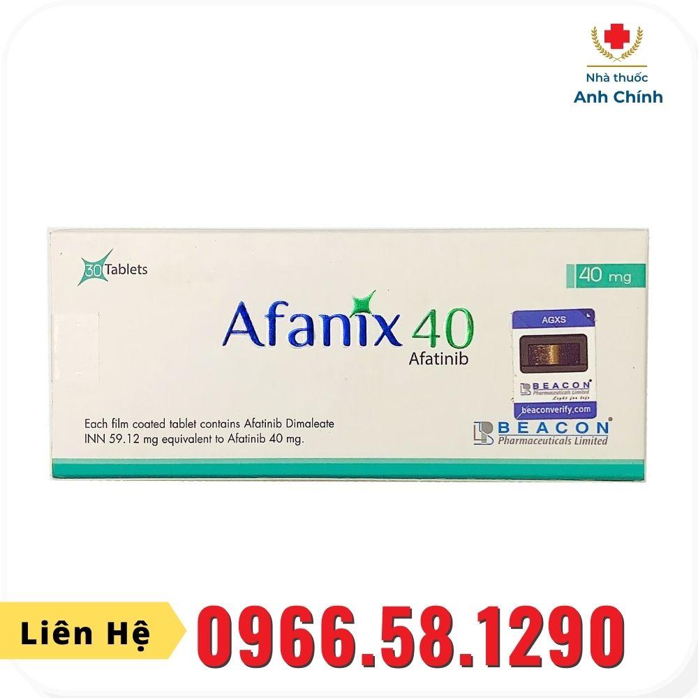 Thuốc Afanix 40mg - Nhà thuốc Anh Chính