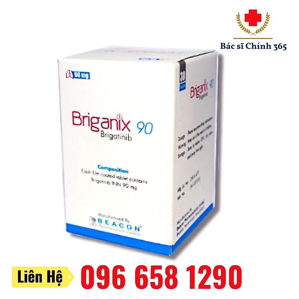 Thuốc Briganix 90mg/180mg (Hà Nội)