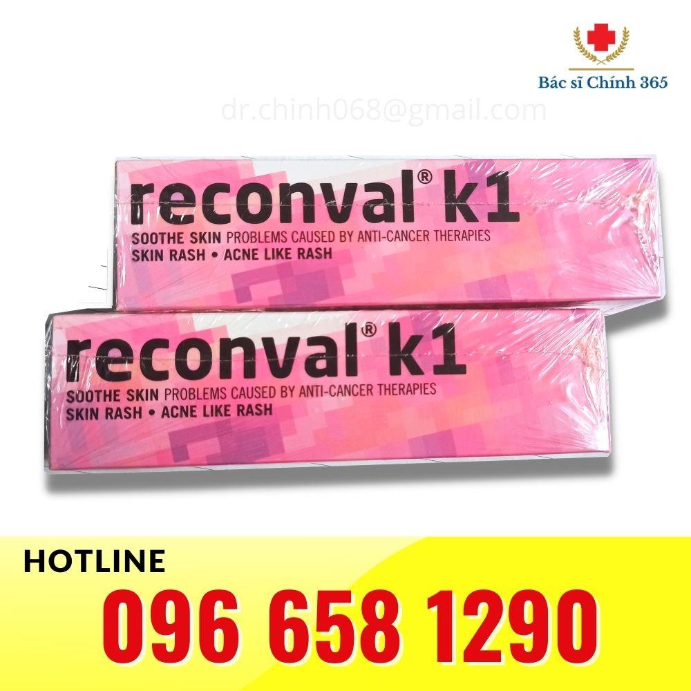 Reconval K1Cream - Nhà thuốc Anh Chính