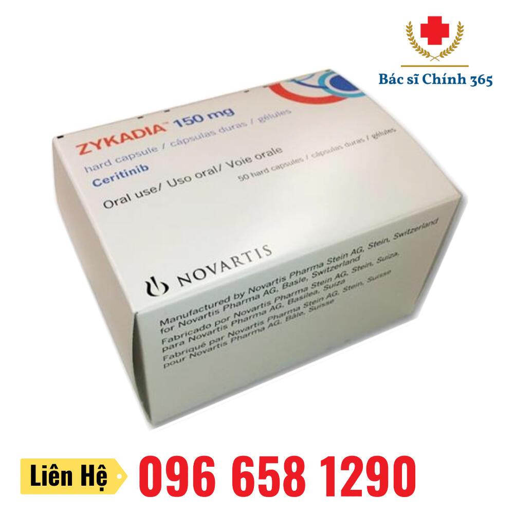 ZYKADIA (Ceritinib) 150mg - Nhà Thuốc Anh Chính