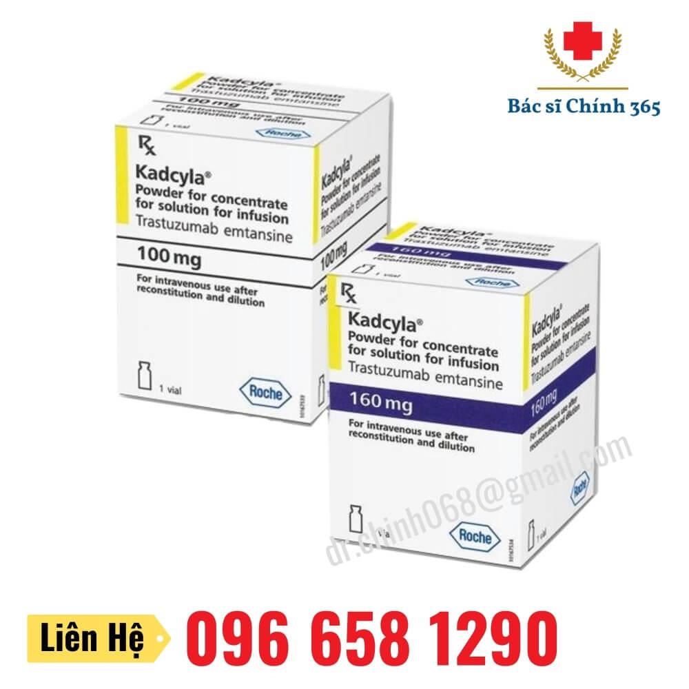 Thuốc Kadcyla - Nhà thuốc Anh Chính