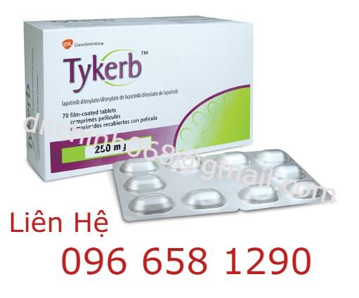 Thuốc Tykerb 250mg - Nhà thuốc Anh Chính