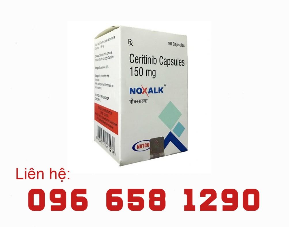 Thuốc Noxalk 150mg - Nhà thuốc Anh Chính