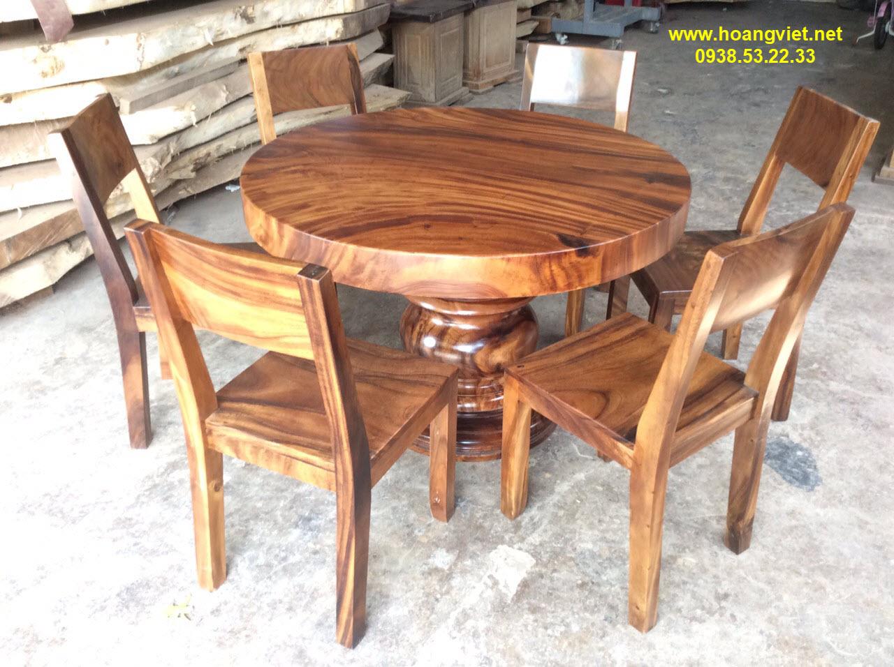 Những bộ bàn ghế gỗ còng (me tây) đẹp mê hồn bởi hệ vân siêu đẳng.