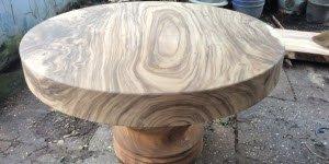 Đặc điểm kỳ diệu của gỗ me tây.