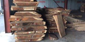 Bán gỗ me tây nguyên tấm đã tẩm sấy