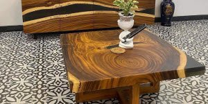 Giá sofa gỗ nguyên khối bao nhiêu? Loại sofa nguyên khối nào đẹp và giá rẻ?