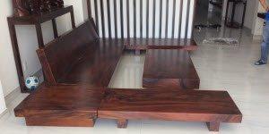 Tại sao chúng ta nên chọn kích thước sofa gỗ nguyên khối phù hợp?