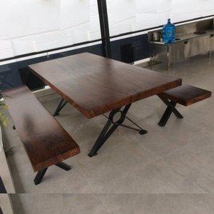 Bộ bàn ghế  k3 gỗ me tây