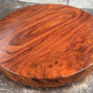 Bàn ăn gỗ nguyên tấm