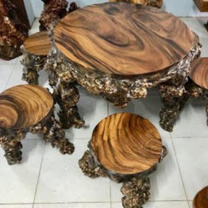 Bàn ăn gỗ tự nhiên đẹp