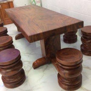 Giá bàn gỗ nguyên tấm
