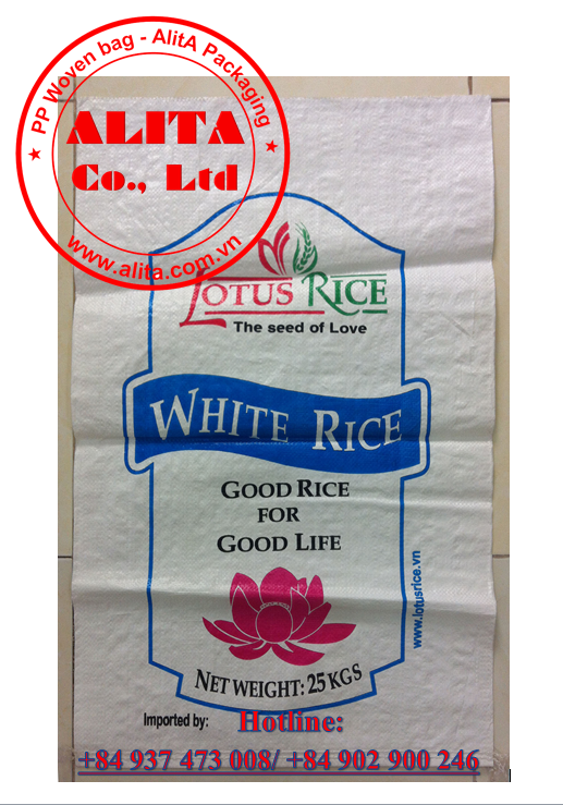 Bao gạo 25kg