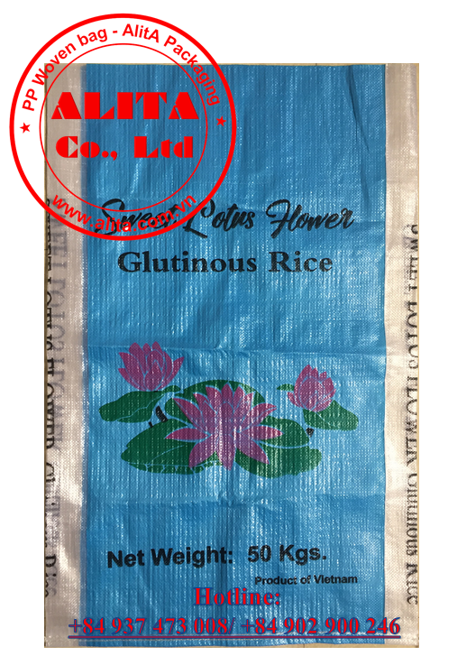 Bao bì gạo - CÔNG TY TNHH ALITA